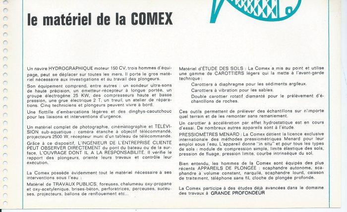 COMEX 63_12L
