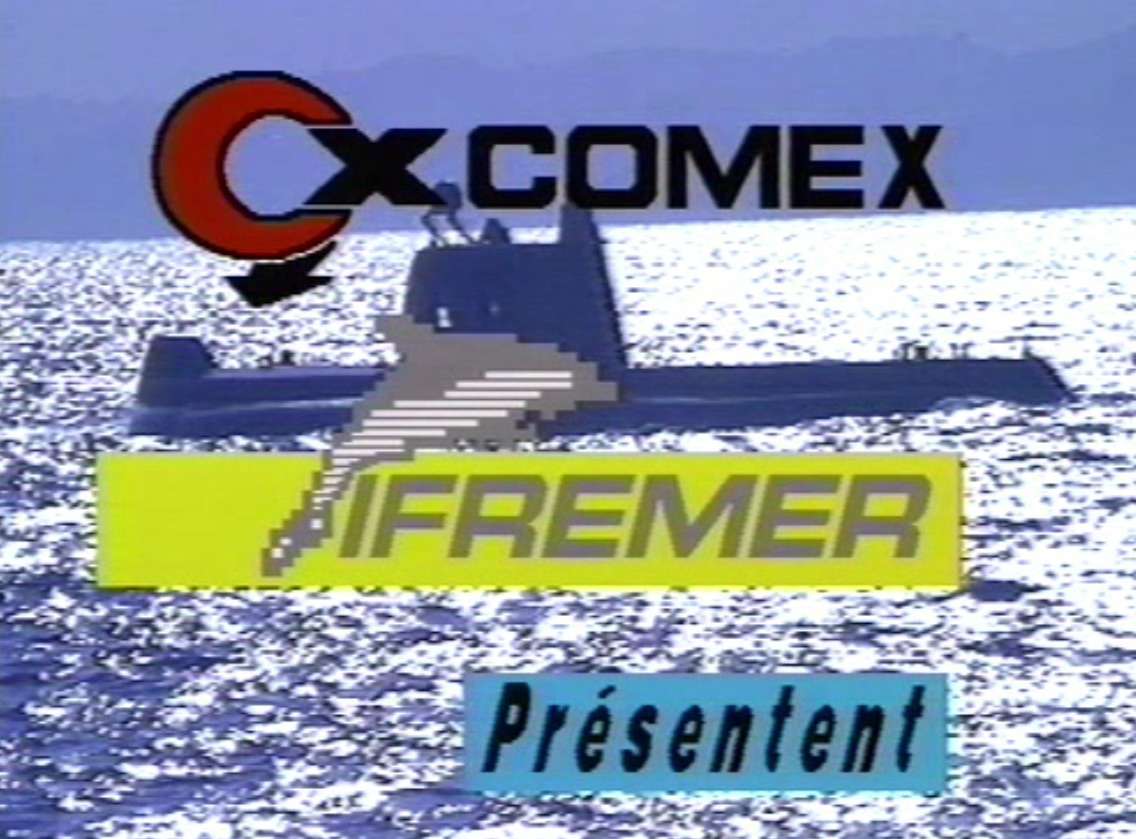 video Cx Ifremer