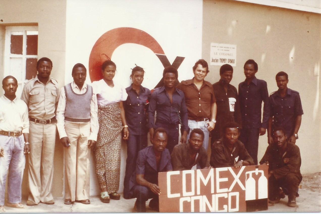 Comex Congo