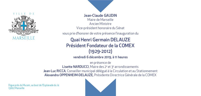 Inauguration Quai henri-Germain delauze (3)