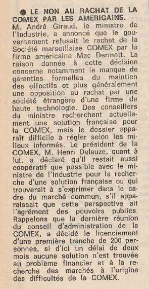 Mc dermott avril 79