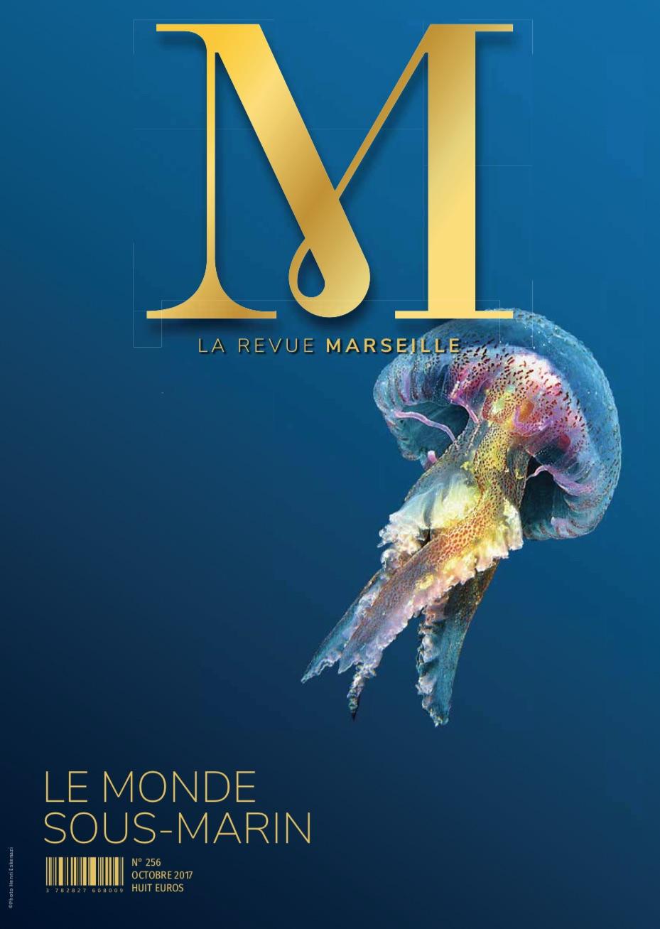 Revue Marseille monde sous-marin